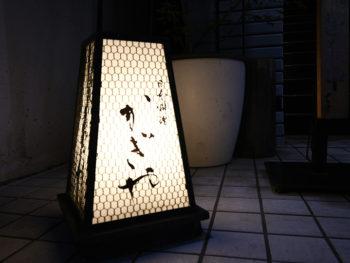 日本料理 かぎや 店舗内装工事事例