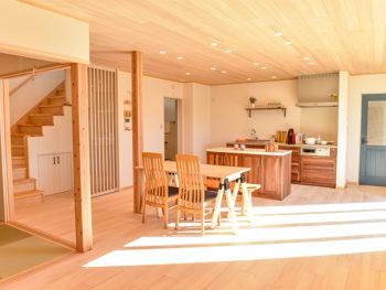 茨城県つくばみらい市 H様邸 新築事例